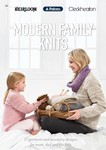 Modern Family Knits Book 363-Heirloom, Patons, Cleckheaton