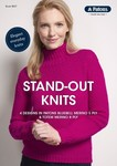Publication-Stand Out Knits Book 8027-Patons