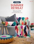Publication-Summer Retreat Book 1321-Patons
