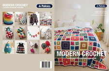 Publication-Modern Crochet Book 1316