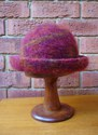 Felt Knitted Classic Hat  © Lynette Swift