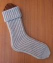 Possum Yarn Tubular Socks © Lynette Swift